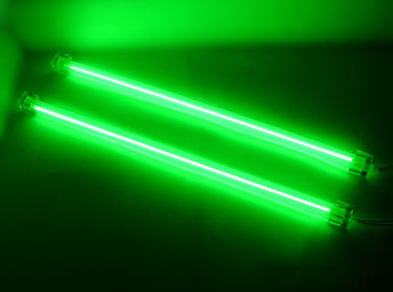 Cold Cathode Kit - 30CM- GREEN + GREEN