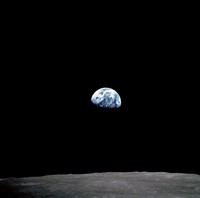 Apollo 17 Earth