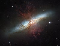 The Cigar Galaxy