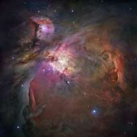 Orion Galaxy
